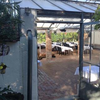 Hochzeitspaar im Hesperidengarten