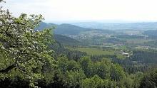 Hagnberg über Maibrunn und Seign von Grün