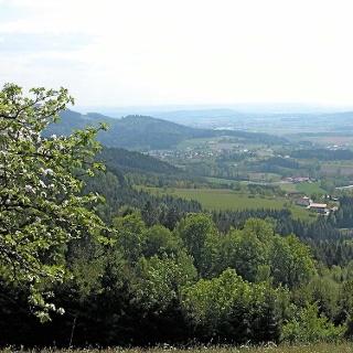Aussicht von Hagnberg