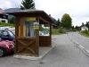 Haltestelle in Katzensteig (Ortsteil von Zöblen)  - @ Autor: kUNO  - © Quelle: Tourismusverband Tannheimer Tal