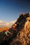 Bald geschafft  - @ Autor: TVB Tannheimer Tal  - © Quelle: Tourismusverband Tannheimer Tal