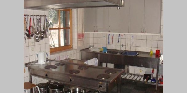Selbstversorgerküche Malepartushütte