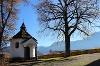 Kapelle bei der Pfarrkirche St. Nikolaus - @ Autor: Julian Knacker - © Quelle: Pfronten Tourismus
