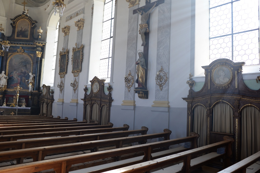 Pfarrkirche St. Nikolaus - @ Autor: Pfronten Tourismus - © Quelle: Tourismusverband Ostallgäu / Schott