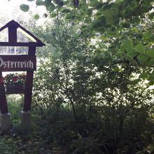 Dorf namens Österreich