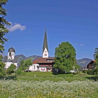 Kirche in Fischen