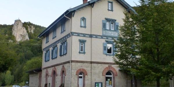 Bahnhof Beuron