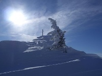 Föhnstimmung am Gipfel des Gamskopf © Tourismusverband Tannheimer Tal