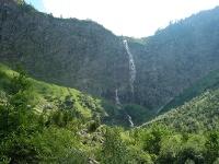 Wasserfall von Bergaicht <nobr>(Quelle: Tourismusverband Tannheimer Tal)</nobr>