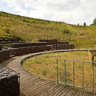 Römisches Theater Kastel-Staadt (1)