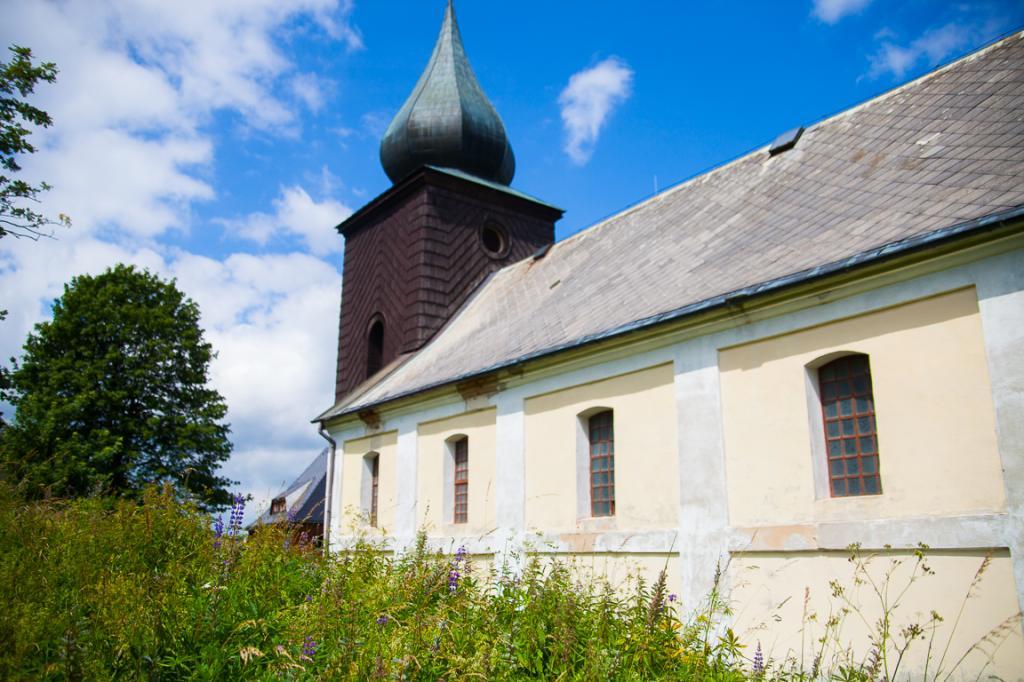 Kirche Moldava