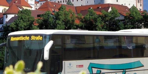 Halt in Füssen.