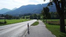 Von Bernau nach Marquartstein Inline Skating