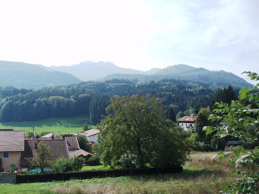 Blick auf Kampenwand-©Quelle: Gemeinde Bernau a. Chiemsee