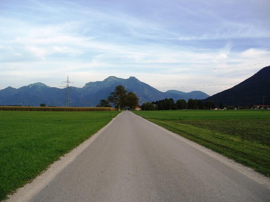 Straße nach Rottau-©Quelle: Gemeinde Bernau a. Chiemsee
