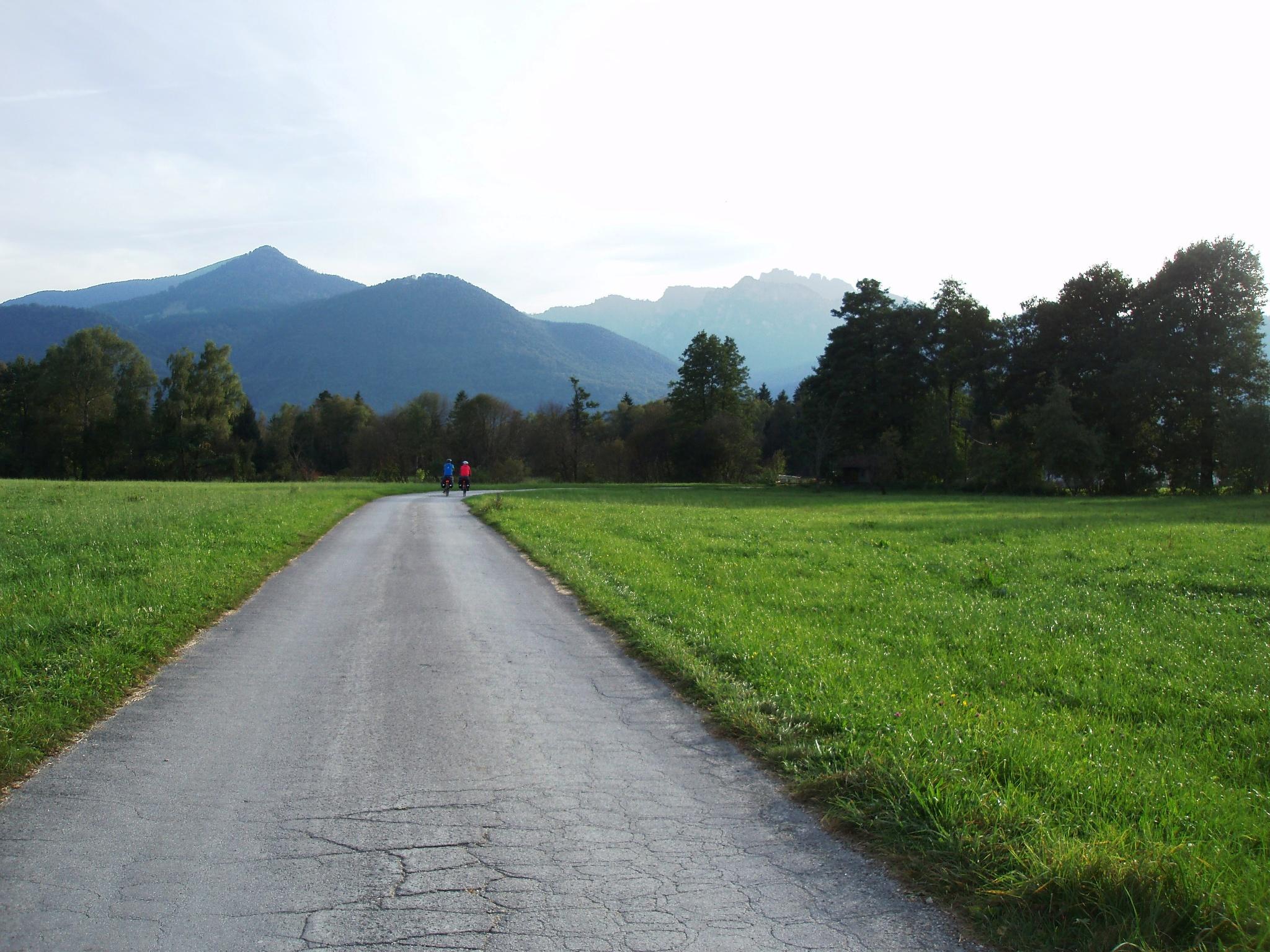 Vom Torfbahnof nach Bernau