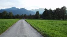 Torfbahnhof-Runde Jogging