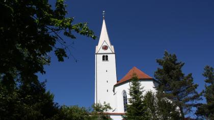 Kirche von Heimenkirch