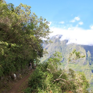 Panoramaweg  Cap Noir