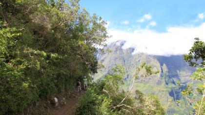 Sentier panoramique Cap Noir