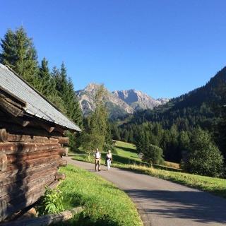 Straussbergalpe - Allgäuer Alpgenuss