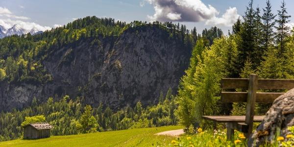 Thällerer Kogel Salzburger Saalachtal