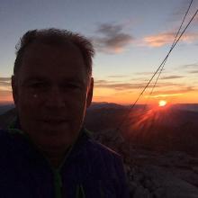 Sonnenaufgang Schiestlhaus