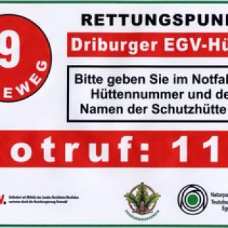 Heinrich Heine Hütte (Rettungspunkt 8)