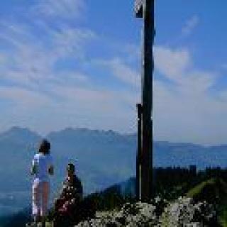 Gipfel des Spieser
