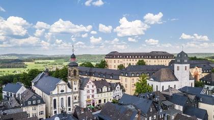 Schl sser im westerwald Burg hachenburg