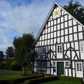 Fachwerkhaus in Husten
