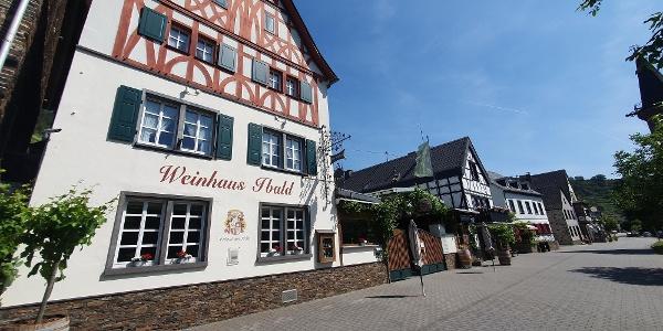 Weinhaus Ibald in Hatzenport