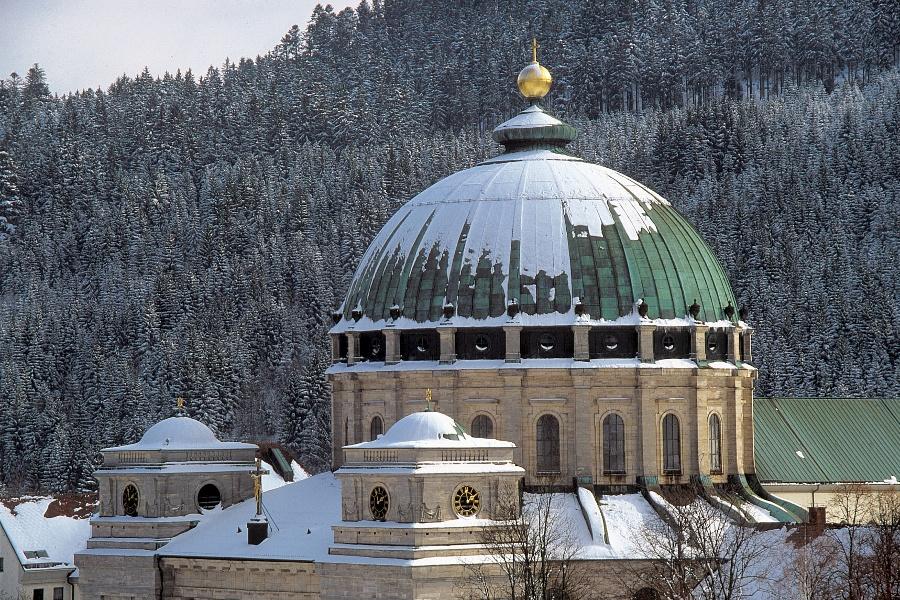 Winterwanderung von St. Blasien nach Häusern