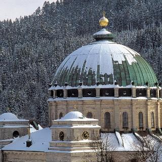 Dom St. Mlasien im Winter