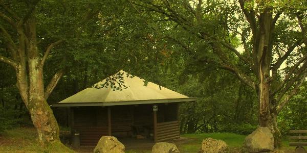 Grillhütte am Nitzblick