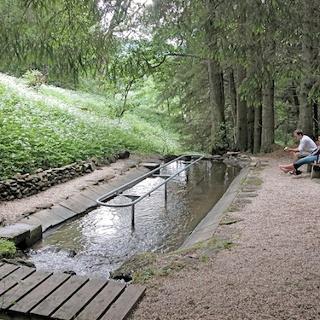 Kneipp-Tretanlage Klinglbach