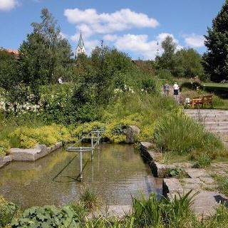Kneipp-Anlage St. Englmar, Kurpark