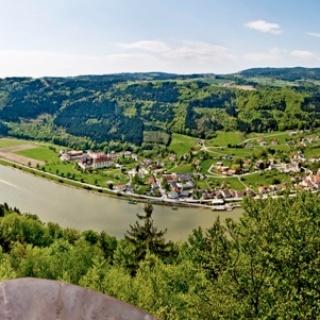 Penzenstein - Panoramablick
