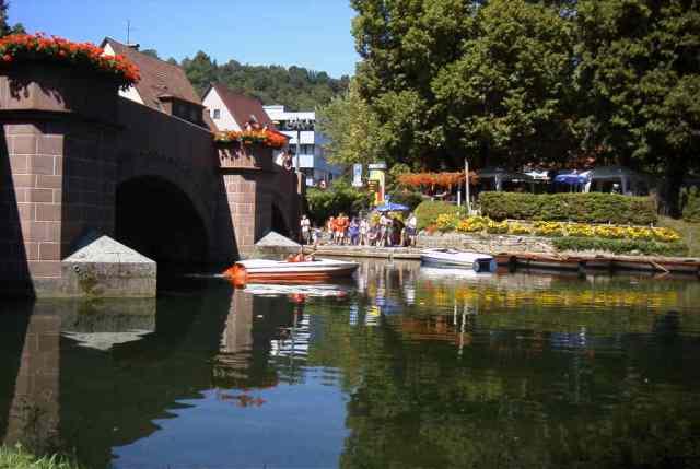 Sulz - An Neckar und Glatt