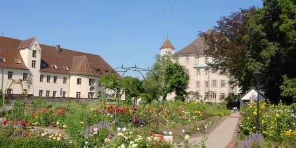 Kreislehrgarten mit Ringeisenhaus in Bad Grönenbach