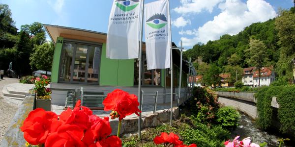 Naturpark-Info-Shop und Geschäftsstelle in Bühlertal