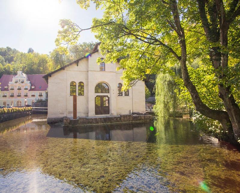 Rokoko-Rathaus und Hammerschmiede
