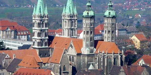 Naumburger Dom vom Wenzelsturm