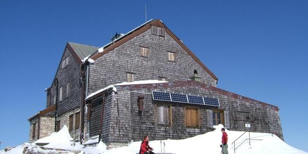 Hagener Hütte am Mallnitzer Tauern
