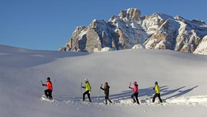 Wintertour in Alta Badia