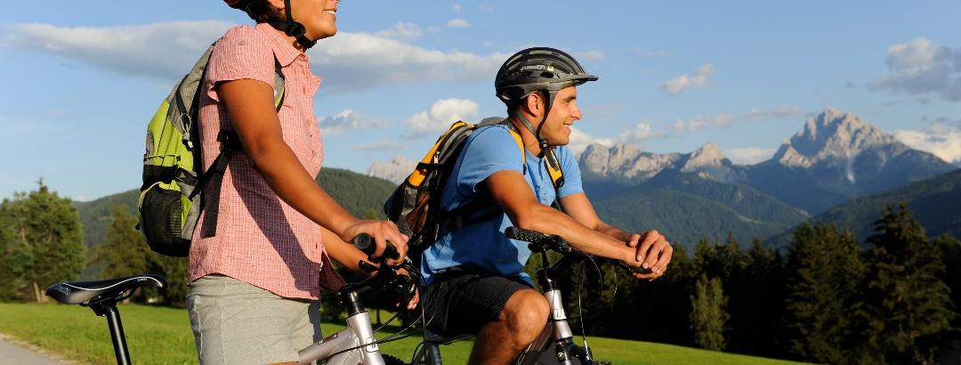 Biken in Südtirol
