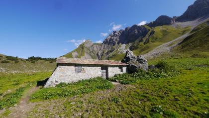 Obere Biber-Alpe