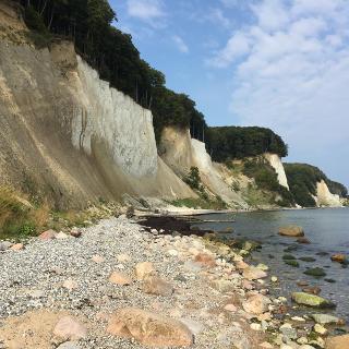 Steilküste am Kieler Ufer