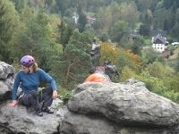 Foto sämtliche Gipfel um den Daxenstein bestiegen
