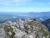 Der Ausblick ins Allgäu  - @ Autor: kUNO  - © Quelle: Tourismusverband Tannheimer Tal